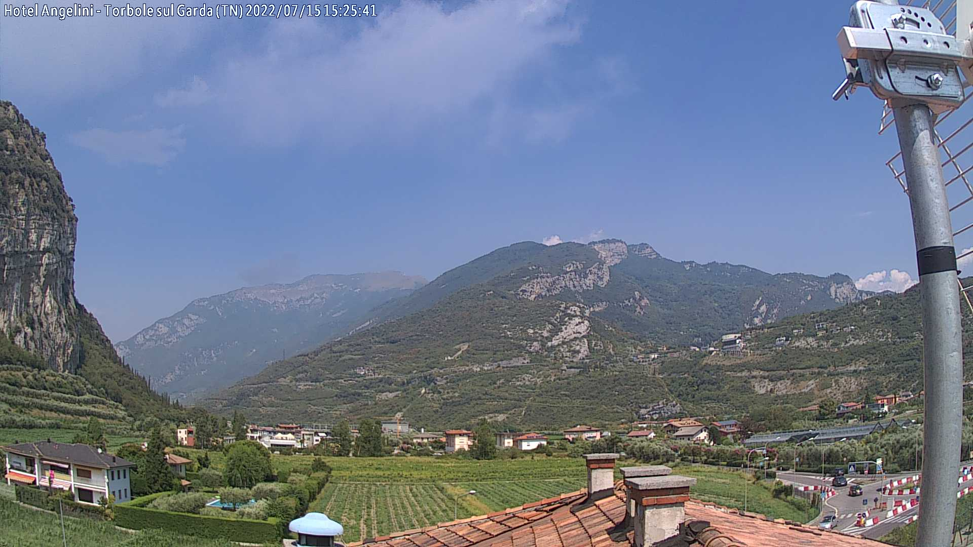 Webcam Mountains View Hotel Angelini *** Torbole sul Garda